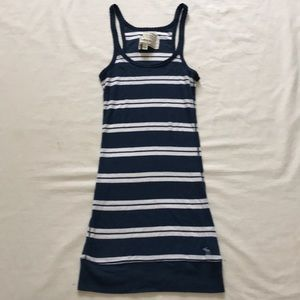 Abercrombie & Fitch striped tunic tank top size S